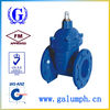 flange connection sulice gate valve