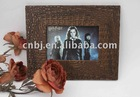 new arrival leather picture frame