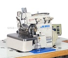 Automatic cutting facility for JUKI overlock machine