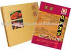 High Quality Hard Cover Restaurant Menu Board