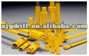 eccenetric overburden rock drill parts