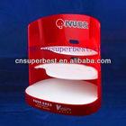 acrylic home toileteries shampoo racks