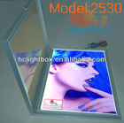ourdoor billboard led waterproof slim light box