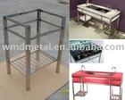 BTB005 stainless steel vanity,vessel base,bath furniture