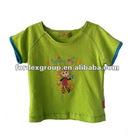Children Wear T-Shirts, Girl T-shirt, Girl Fashion T shirts