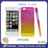 Printing colorful PC mobile case for iphone5
