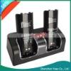 Wholesales! Rotary Steering Wheel For Wii Black