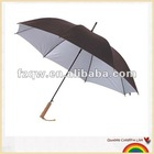 High quality wooden handle umbrella
