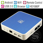 Internet Google TV Box,Google Video Box, CORTEX A8 1.2GHz,Memory 512MB,HDMI 1080P, WiFi, RJ45 Port
