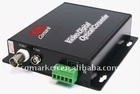 cctv fiber optic video transceivers/transmitters CV1-1VT/1VR