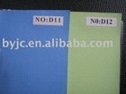 Color PVC Sheet - Code No. D11# & D12#