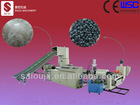 PP PE film plastic granules making machine