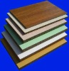melamine faced particle board for furniture or decorate