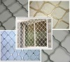PVC coated beautiful grid wire mesh (used in window guarding)