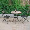 Tile Patio Furniture Set