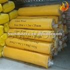Thermal conductivity fiberglass insulation glass wool