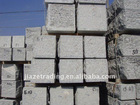 chinese grey retaining garden wall blocks