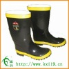 Fire Rubber Boots