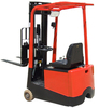1000kg Free Lifting Counterbalanced Container Forklift
