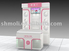 cosmetic display stand (exhibition stand)