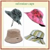 custom cotton camouflage bucket hat printing logo or blank
