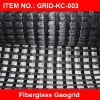 Asphalt Soil Stabilization Glass Fiber geogrid For Sale