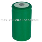 D Cylindrical Ni-Mh Rechargeable Battery