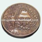souvenir gold medal