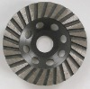 diamond turbo type grinding wheel(passing ISO9001:2000 certificate)
