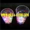 flashing whiskey glass