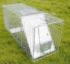 Metal Door Live Animal Cage Trap