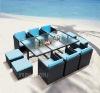 Luxury patio furniture european style chair