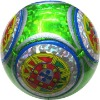 Laser soccer ball /footabll