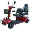 800W Mobility Scooter of 2-seater with CE
