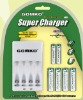 NICd & NI-MH AA/AAA rechargeable battery charger