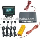 VFD Display Car Parking Sensor
