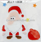 jelly sticker for Xmas Decroration