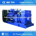 1000kW HV Power Generator
