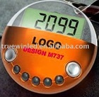multifunctional body fat analyzer pedometer