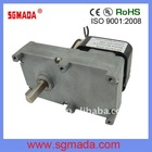 high torque low rpm Shade Pole Geared motor
