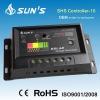 PWM solar controller 10A 12V/24V for solar home system