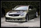 02-06 Infiniti G35 2Dr-Vent style Carbon fiber Bonnet