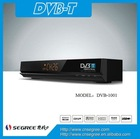dvb t2 set top box with high quality
