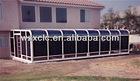 Curved roof aluminium sunrooms