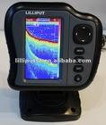 LILLIPUT 83/200KHz 4.3 inch fishing depth finder