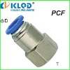 PCF female elbow quick connector,push in air fitting