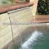 garden outdoor decoraction Acrylic fountain SEG