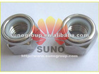 Nylon lock Nut with different sizes