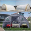 3 Car Garage Shelter