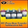 8 color heat transfer sublimation ink